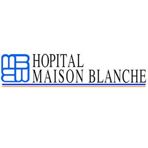 logo hopital maison blanche